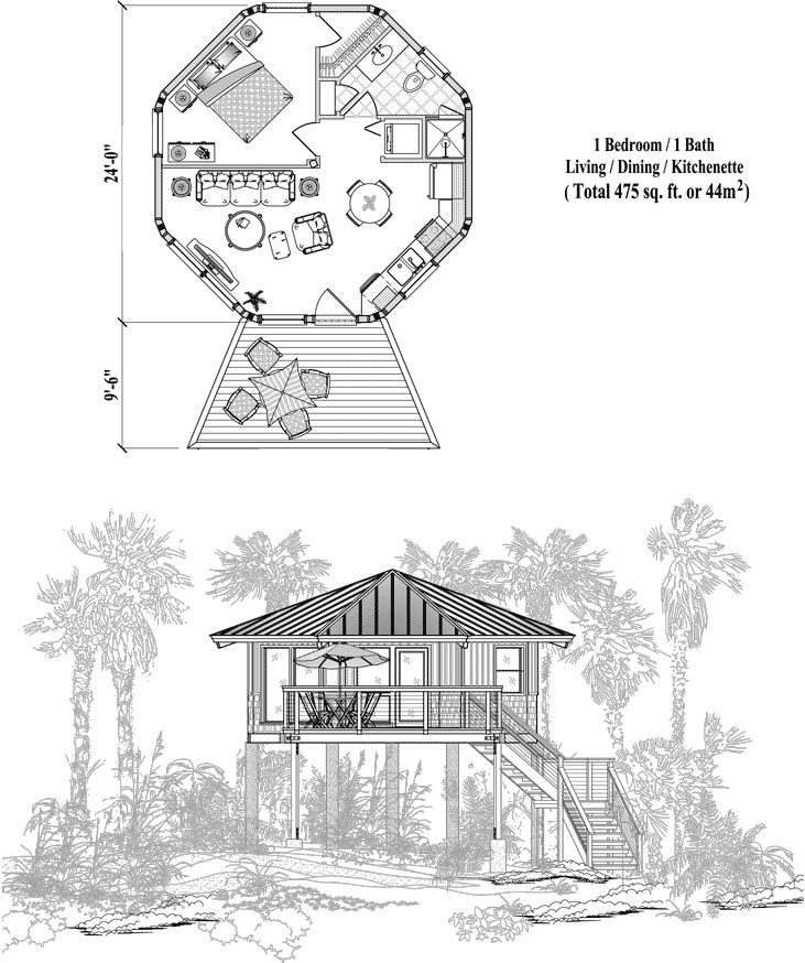 25 best ideas about octagon house on pinterest round for Honeycomb house floor plan