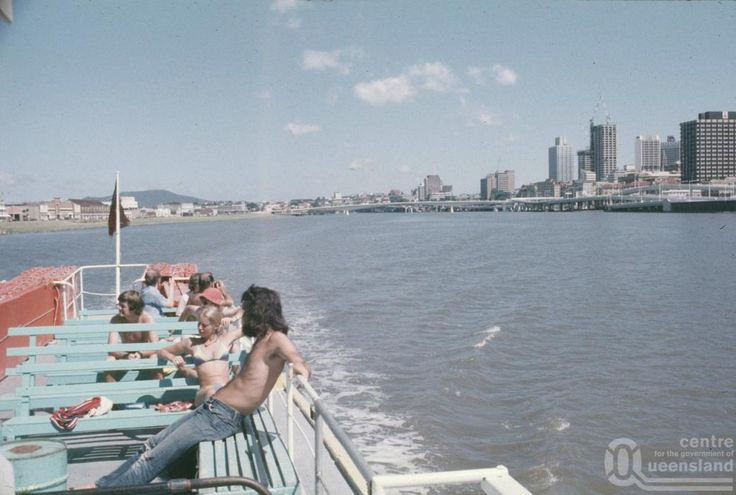 1970's - Brisbane River Cruise