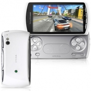 Sony Ericsson Xperia R800 Play White