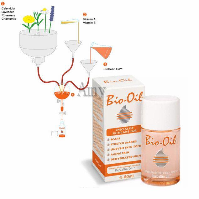 Südafrika Bio öl Spezialist hautpflege Öl 60 ml für dehnungsstreifen und entfernung von narben remover postpartum anti aging und falten