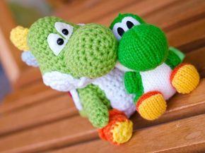 Yoshi! Yoshi! Spätestens seitYoshis Woolly World(Amazon Link)kenntjeder Marios süßen Dinosaurier. In Yoshis Woolly World ist alles aus Wolle gemacht und man spielt einen gehäkelten Yoshi. Awww!…