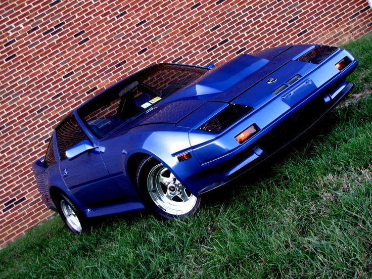 1986 Nissan 300ZX 300zx z31 turbo