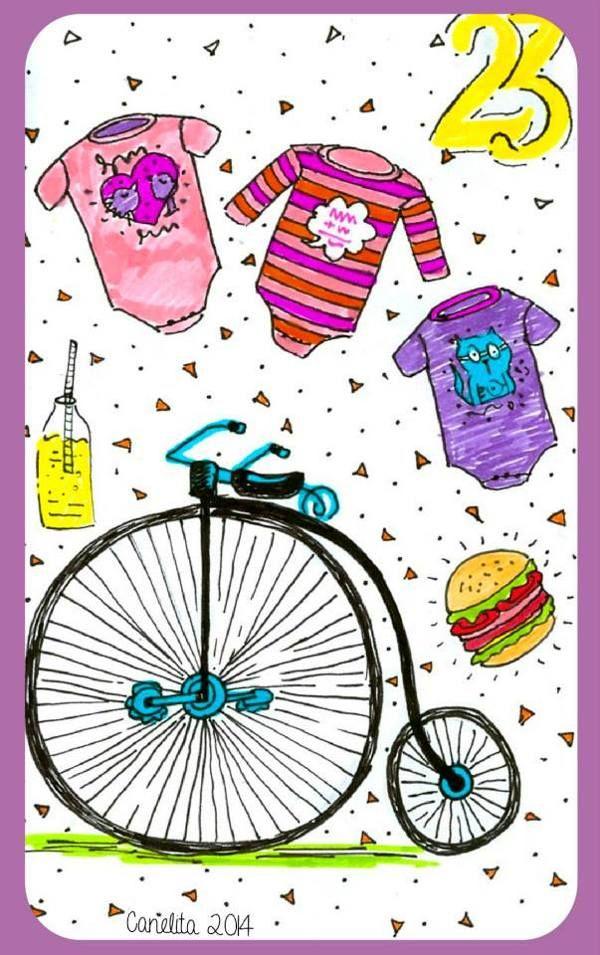 23/01/2014 Mamelucos, Bicicletas & Hamburguesas... — con Diana Tenorio.