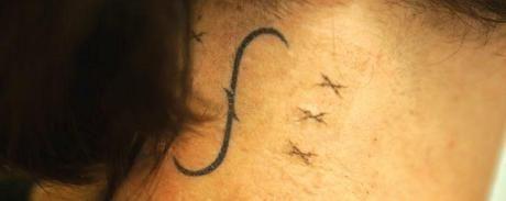 Tatuaje- Academia de Vampiros