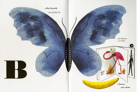 From Creative Review: Alphabets to Octopuses: Children's books and designers
