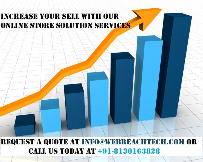 increase your online sell by our online store solution services read more to click on image #onlinestoresolution