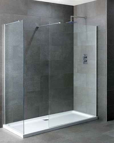 This is one of the most utilitarian Walk in Showers I have come across. While it isn't particularly beautiful it can surely be one of the more likely candidates for walk in showers for small bathrooms... For more walk in shower ideas go here http://www.homeizy.com/walk-in-showers-design-ideas