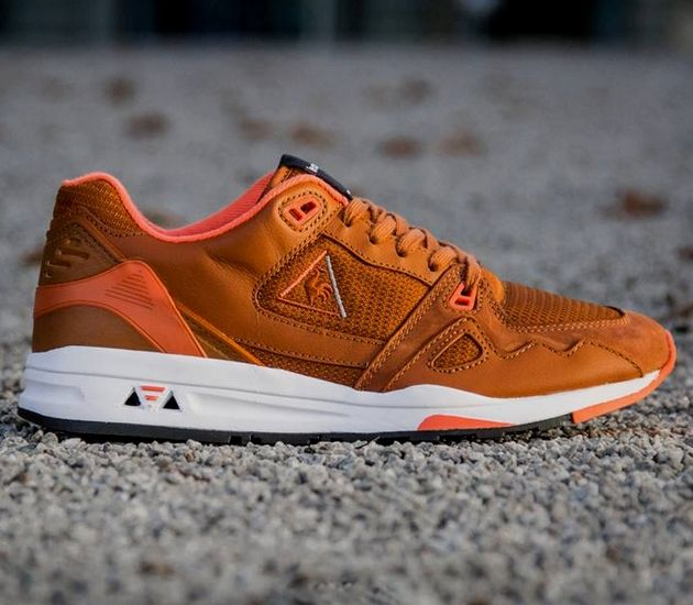 "Le Coq Sportif R1000 ""Brown Leather""Street Shoes, Lecoqsportiflcsr1000Ton, Le Coq Sportif Lcs R 1000 Ton, Sportif R1000, Shoes Galore, Sneakers Shoes, Shoes Clothing"