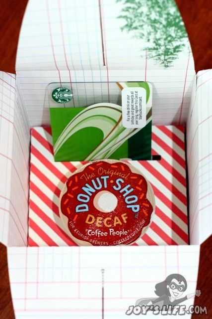 Cupcake Box to K-cup Box #SilhouetteCameo #printcut #howto #tutorial #Christmas #loriwhitlock #kcupbox