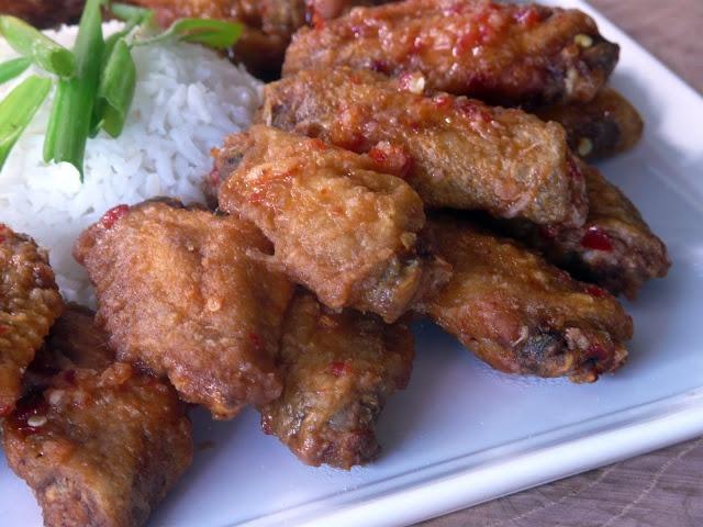 Crispy Asian Chicken Wings | Cooking | Pinterest