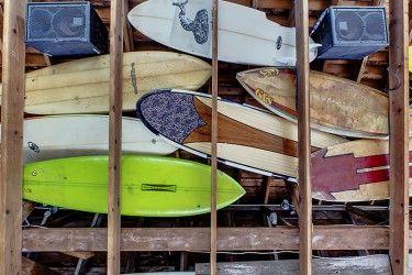 Bar Details Surf lodge montauk