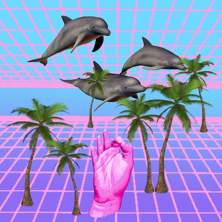 Seapunk print ideas