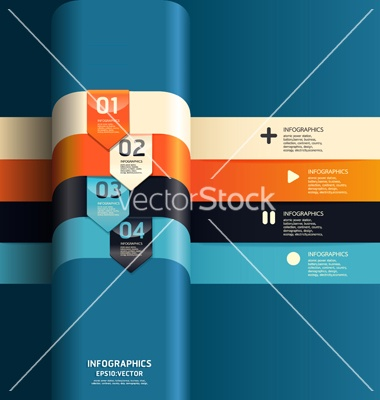 Modern design template vector 1038256 - by pongsuwan on VectorStock®