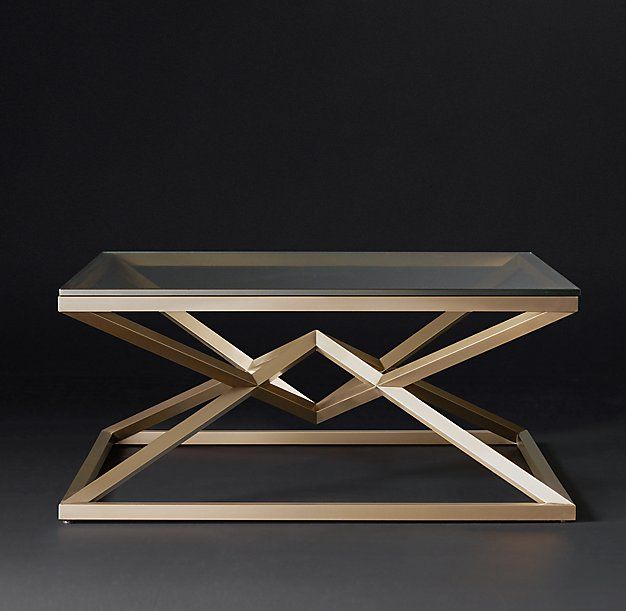 Empire Square Coffee Table