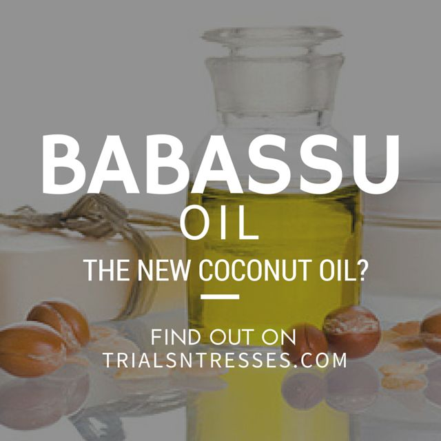 The natural hair community may have a new heavy hitter on hits hands. Babassu Oil is in direct competition with coconut oil for the crown in your hair care