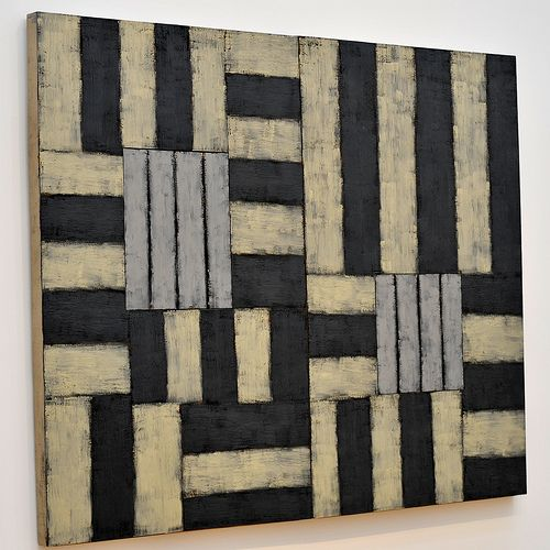 Happy 69th Birthday to Sean Scully, the Irish-born American painter
