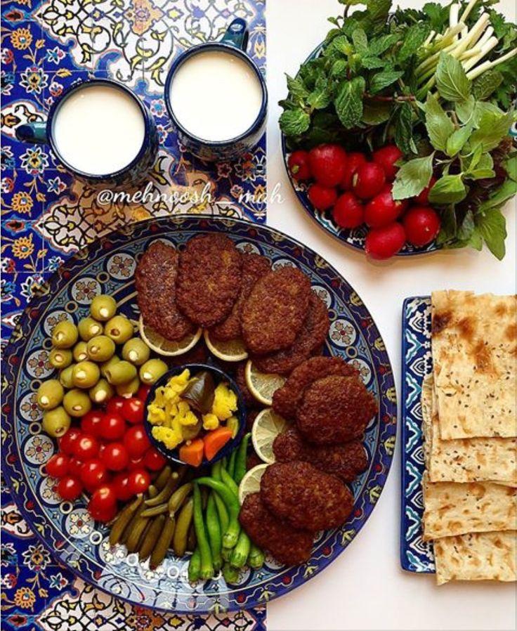 Kotlet (Persian Cutlet)
