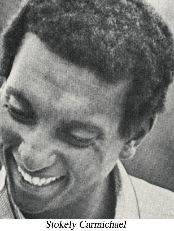 stokely carmichael | Stokely Carmichael portrait | Who Speaks for the Negro?