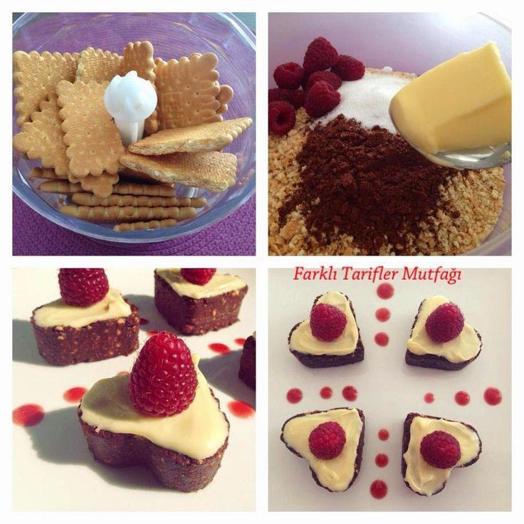 İstek üzerine yine çok pratik, farklı, lezzetli ve sunum ile iştah açan labneli meyveli mini pastacıklar tarifimi sizlerle paylaşıyorum. Ani...