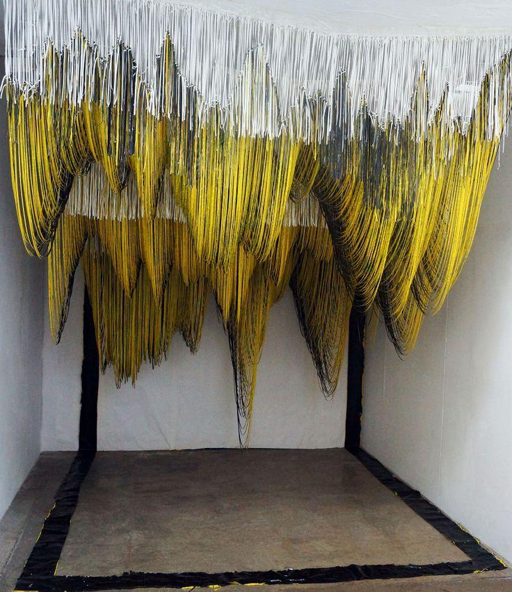 Chameleon Mars / Black & Cadium Yellow - 2012 -- Jonathan Gabb
