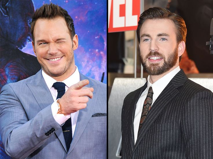 Chris Evans and Chris Pratt Made the Best Super Bowl Bet Ever http://www.people.com/article/chris-evans-pratt-super-bowl-bet Go Patriots!!!!!