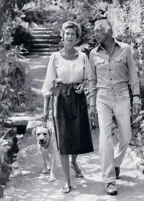 i coniugi Agnelli