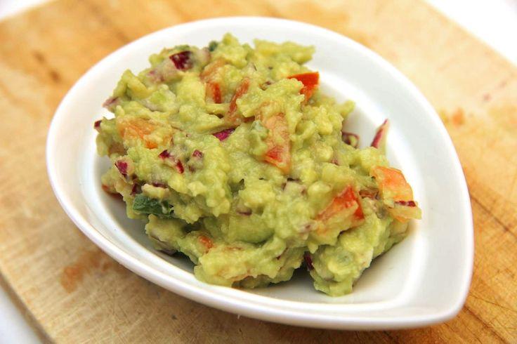 Guacamole (avokádókrém) - MINDENMENTES