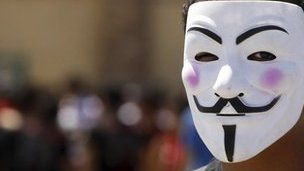 Anonymous hacked on Twitter Feb/13