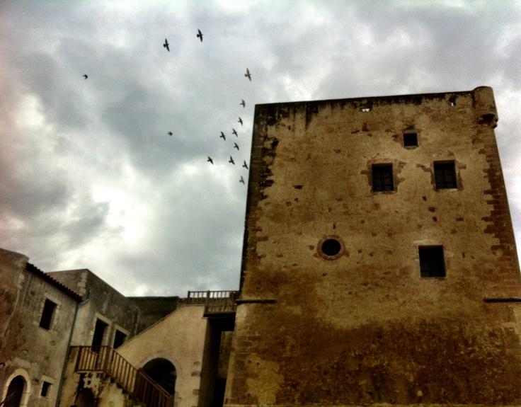 Maroulas village, Rethymno, Crete