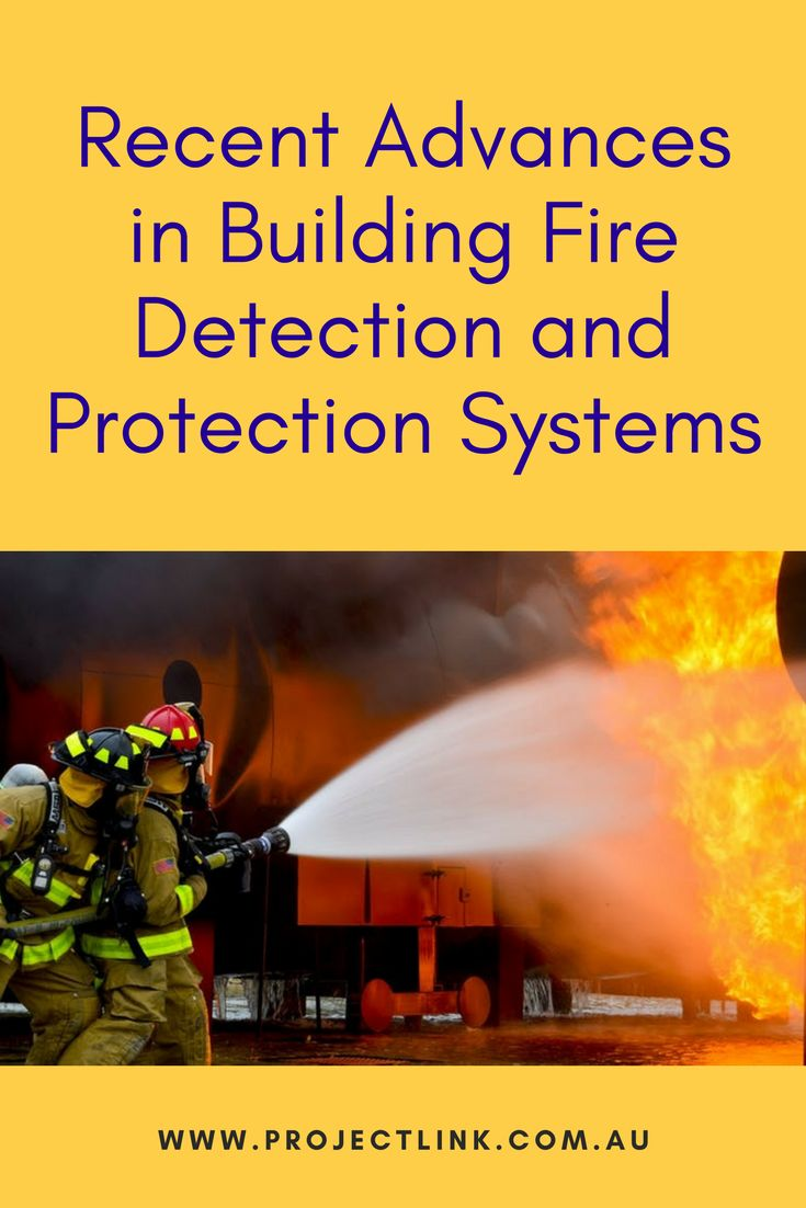 ProjectLink also has put together some new fire safety technologies to prevent potential hazards in buildings. These technological advances are worth considering!