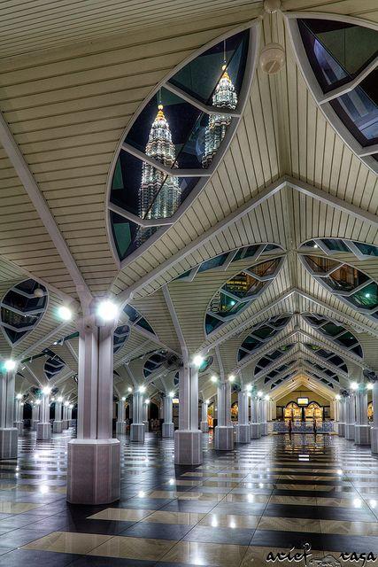 Masjid As-Syakirin,. Kuala Lumpur