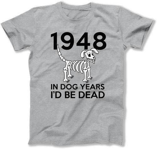 70th Birthday Gifts For Men Bday T Shirt Custom