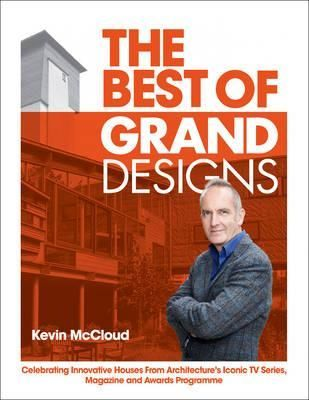 Kevin McCloud is widely recognised as the leading commentator on modern architecture and design in Britain.