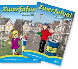 Nederland schoon - lespakket basisonderwijs