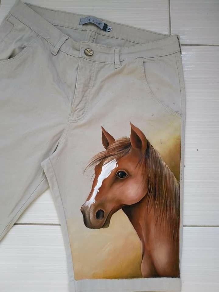 Pin de jaqueline vitor em Pinturas realistas | Cavalos ...