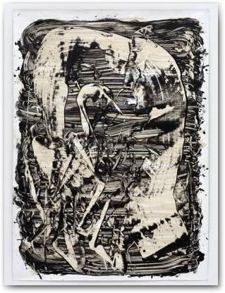 Judy Millar, Untitled, 2008