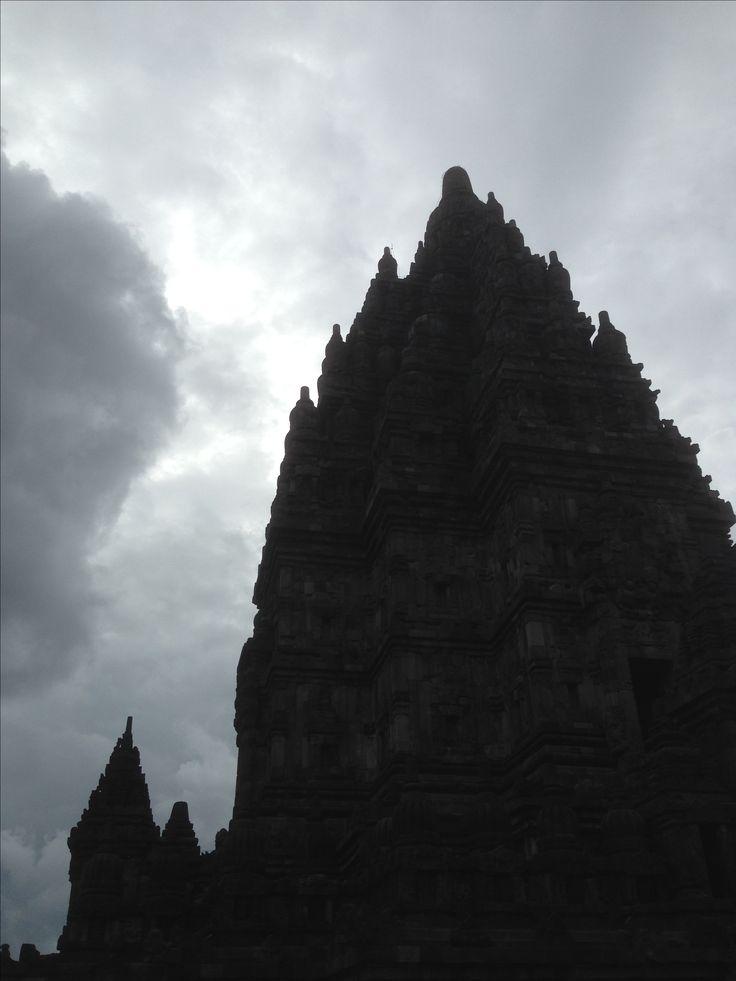 Candi Prambanan  Jogjakarta Indonesia