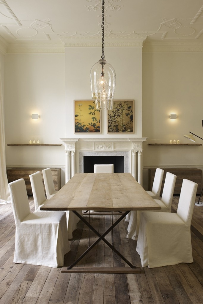 Great Dining Table And Chairs Rose Uniacke
