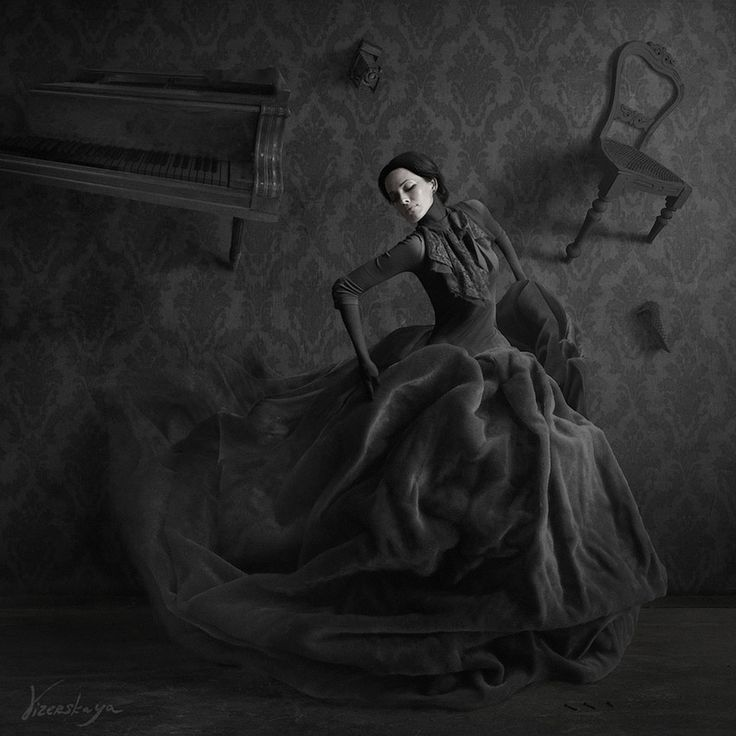 BetweenMirrors.com | Alt Art Gallery: Elena Vizerskaya - The Metaphysical Art of KaSSandrA