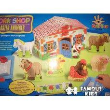 Construieste ti propria ferma de animale!