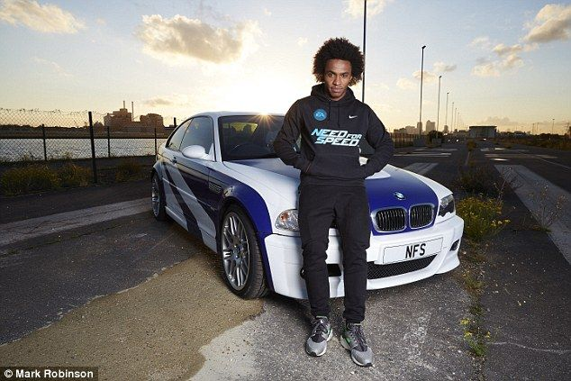 Willian has become a Chelsea favourite and is the stand-out performer so far this season...