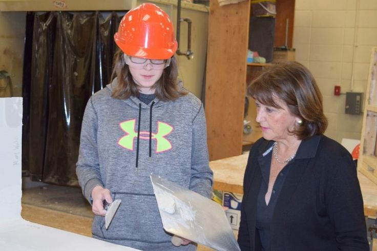 TRURO, N.S. – Cobequid Educational Centre will be one of seven high schools added to the Skilled Trades Centres, an initiative promoting hands-on experience in the classroom.
