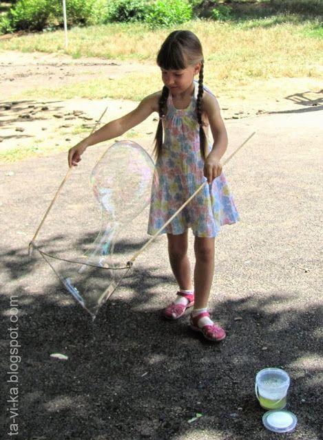 самодельные пузыри