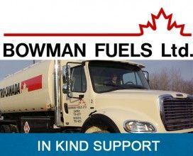 Bowman Fuels - In Kind Sponsor 2015