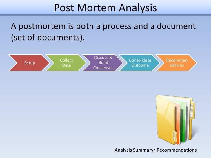 project post mortem template unique fantastic project post