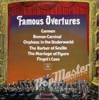 Famous Overtures Carmen, Roman Carnival, Orpheus In The Underworld SMS 2734 Muzyka Klasyczna Winyle