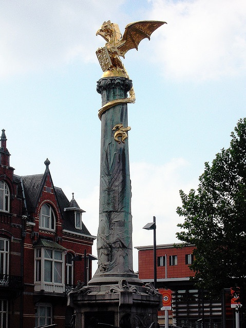 The Golden Dragon of Den Bosch The Netherlands (North-Brabant)