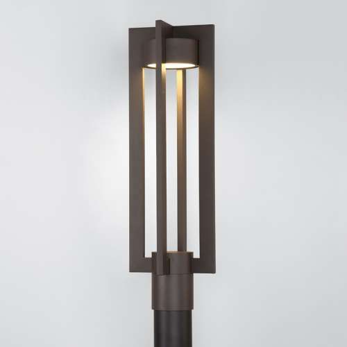 Chamber LED Outdoor Post Light