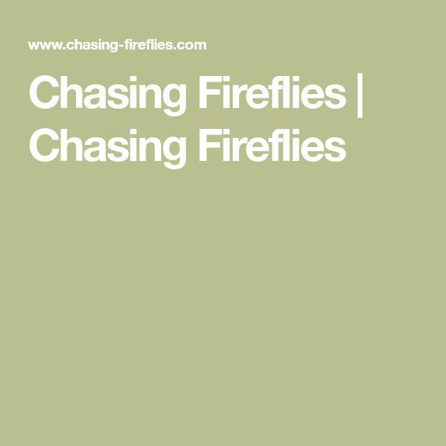 Chasing Fireflies   Chasing Fireflies