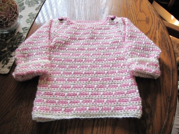 Such a cute sweater but it turned out really small :(